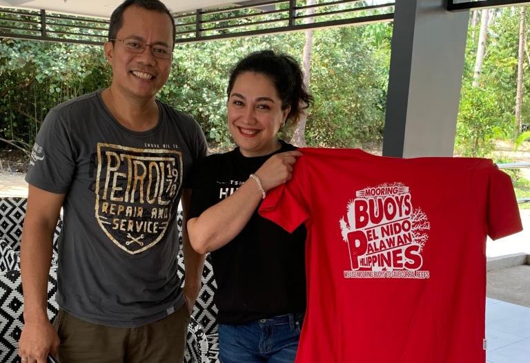 Mooring Buoys for El Nido, Palawan